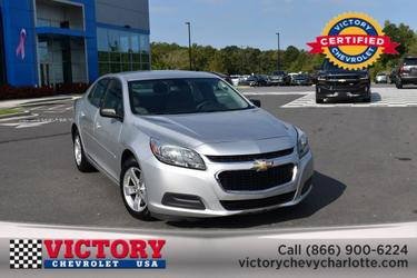 2015 Chevrolet Malibu LS 4dr Car Slide
