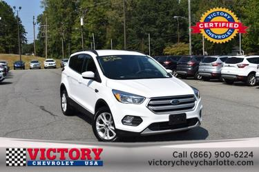 2018 Ford Escape SE SUV Slide