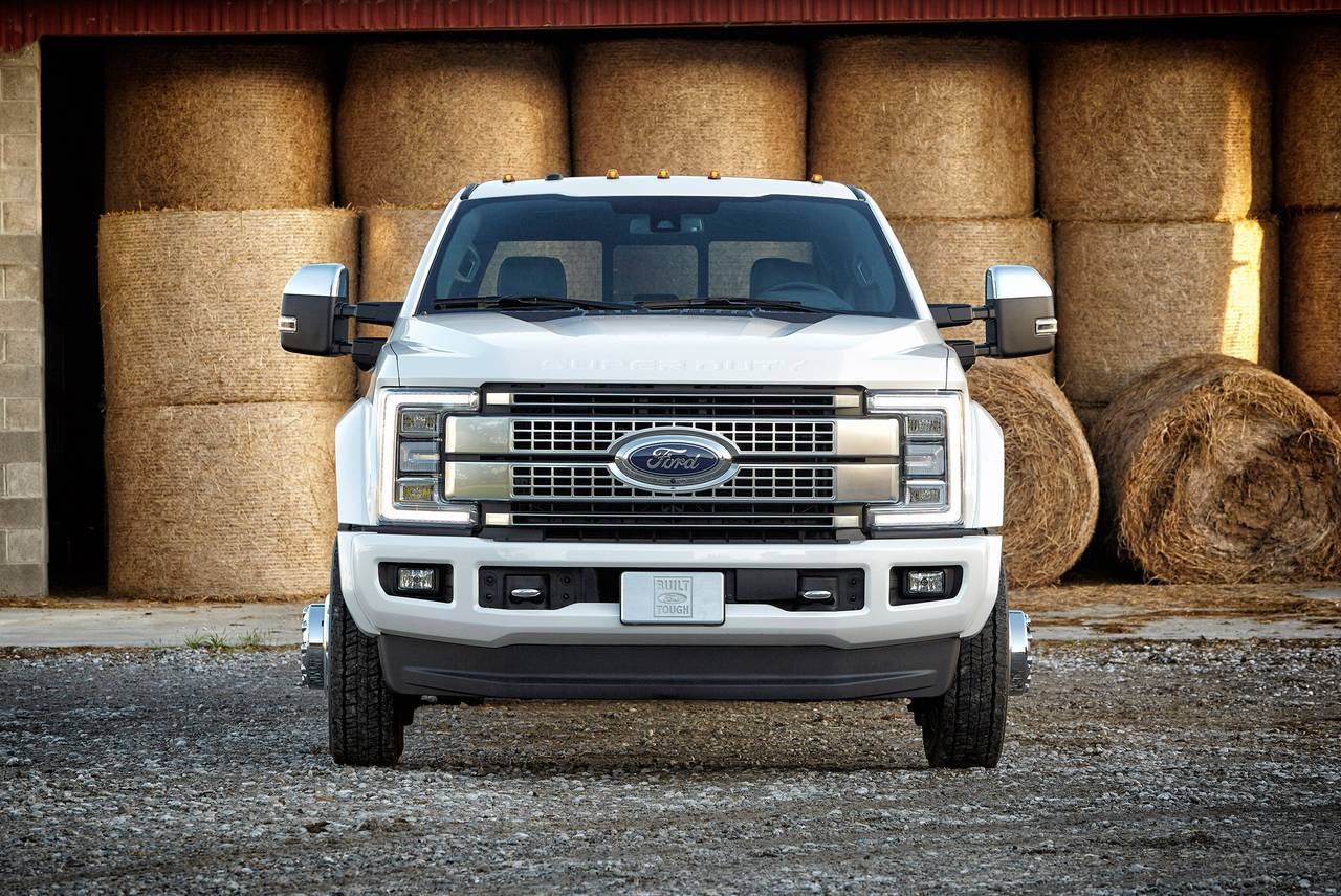 2019 Ford F-450SD XL Long Bed Slide 0