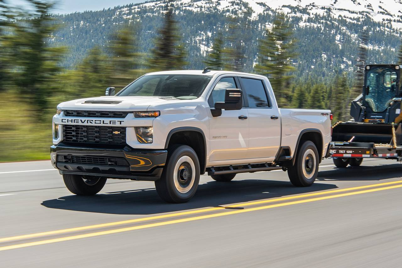 2020 Chevrolet Silverado 2500HD HIGH COUNTRY Slide 0