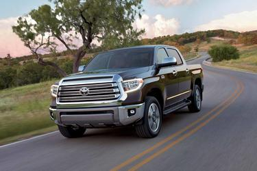 2020 Toyota Tundra 4WD LIMITED LIMITED DOUBLE CAB 6.5' BED 5.7L Crew Cab Pickup Slide