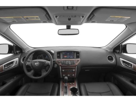 2019 Nissan Pathfinder PLATINUM SUV Slide 0