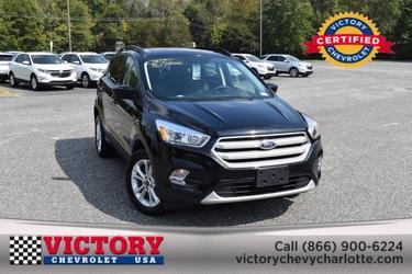 2018 Ford Escape SE (SUNROOF!!!)(NEW LEATHER INTERIOR!) SUV Slide