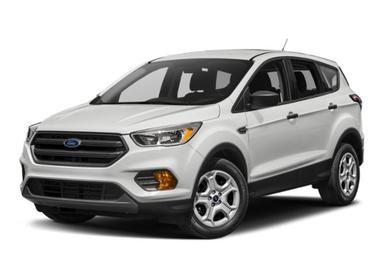 Oxford White 2019 Ford Escape SEL SUV Huntington NY