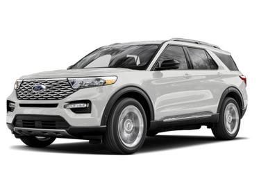 Oxford White 2020 Ford Explorer XLT SUV Huntington NY