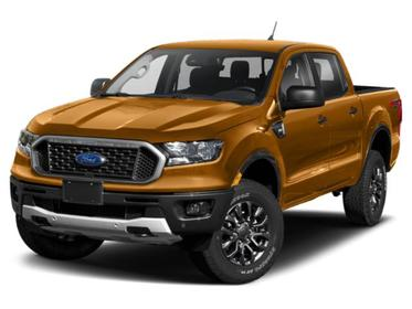 Saber Metallic 2019 Ford Ranger LARIAT Short Bed Huntington NY