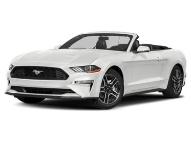 Oxford White 2019 Ford Mustang GT Premium Convertible Huntington NY