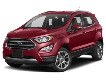 Ruby Red Metallic Tinted Clearcoat 2019 Ford Ecosport SE SUV Huntington NY