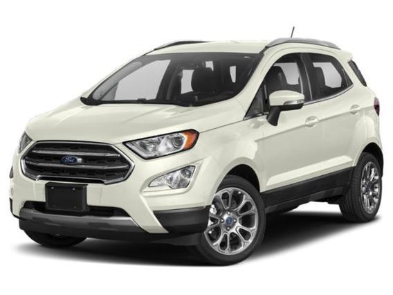2019 Ford Ecosport SES SUV Huntington NY