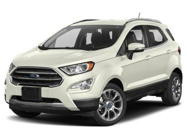 Diamond White 2019 Ford Ecosport SES SUV Huntington NY