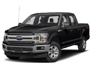 Agate Black Metallic 2019 Ford F-150 LIMITED Short Bed Huntington NY