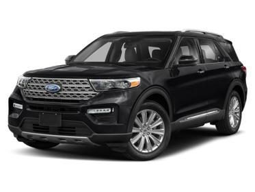 Agate Black Metallic 2020 Ford Explorer LIMITED SUV Huntington NY