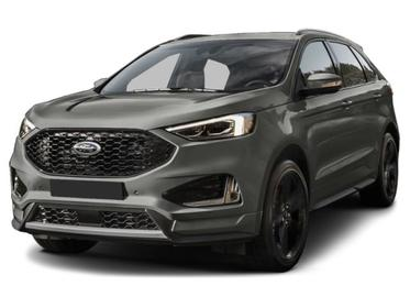 Baltic Sea Green Metallic 2019 Ford Edge SEL SUV Huntington NY