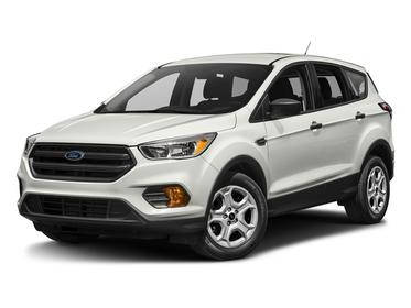White Platinum Metallic Tri-Coat 2018 Ford Escape SEL SUV Huntington NY