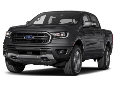 Shadow Black 2019 Ford Ranger LARIAT Short Bed Huntington NY