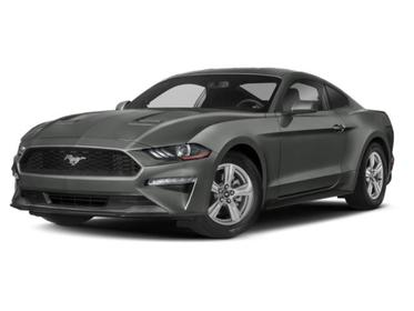 Magnetic Metallic 2019 Ford Mustang EcoBoost 2dr Car Huntington NY