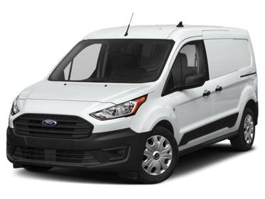 Frozen White 2020 Ford Transit Connect Van XLT Mini-van, Cargo Huntington NY