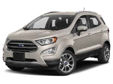 Moondust Silver Metallic 2019 Ford Ecosport SE SUV Huntington NY