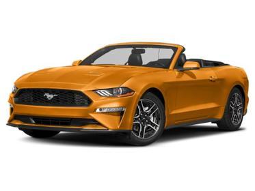 Orange Fury Metallic Tri-Coat 2019 Ford Mustang EcoBoost Premium Convertible Huntington NY