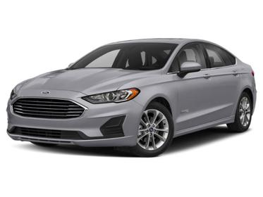 Iconic Silver Metallic 2020 Ford Fusion Hybrid SE 4dr Car Huntington NY