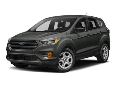 Magnetic Metallic 2019 Ford Escape SE SUV Huntington NY