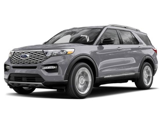 New Ford Explorer In Huntington Ny F20052
