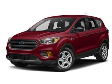 Ruby Red Metallic Tinted Clearcoat 2019 Ford Escape SEL SUV Huntington NY