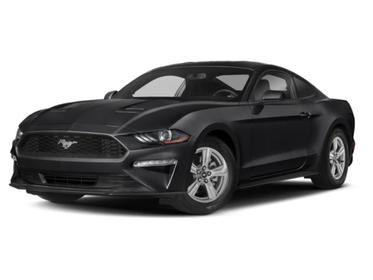 Shadow Black 2019 Ford Mustang EcoBoost 2dr Car Huntington NY