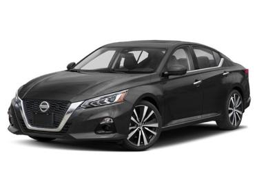 2019 Nissan Altima 2.5 SV 4dr Car Slide