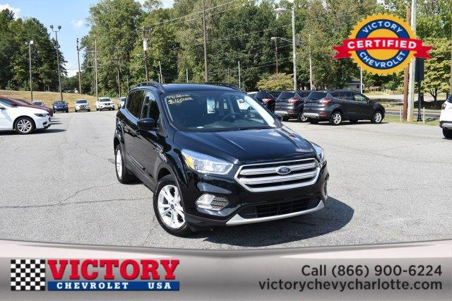 2018 Ford Escape SE (SUNROOF!(BRAND NEW LEATHER!) SUV Slide 0
