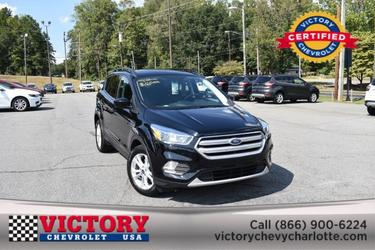 2018 Ford Escape SE (SUNROOF!(BRAND NEW LEATHER!) SUV Slide