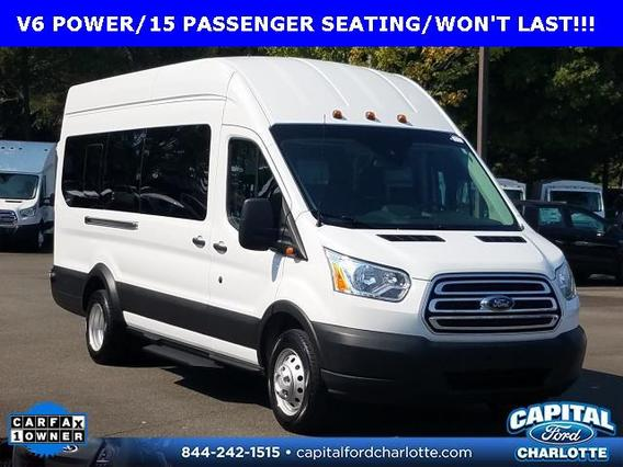 2019 Ford Transit Passenger Wagon XLT Passenger Van Charlotte NC