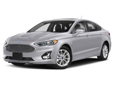 Iconic Silver Metallic 2020 Ford Fusion Energi Titanium 4dr Car Huntington NY