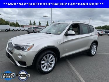 2015 BMW X3 XDRIVE28D SUV Slide