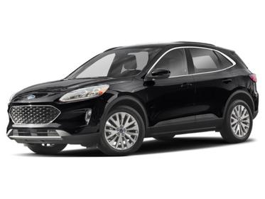 Agate Black Metallic 2020 Ford Escape SE SUV Huntington NY