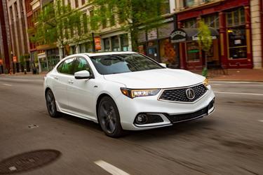 2020 Acura TLX W/ADVANCE PKG Sedan Slide