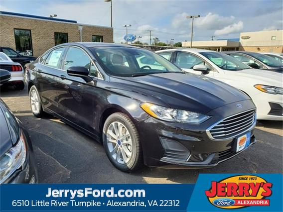 2020 Ford Fusion SE 4dr Car Slide 0