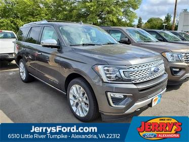 Magnetic 2019 Ford Expedition Platinum SUV Alexandria VA