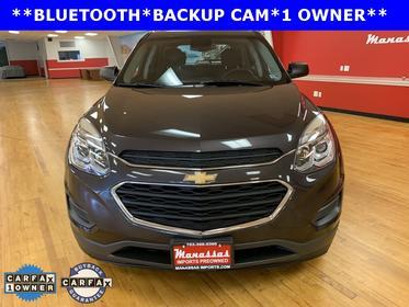 Tungsten Metallic 2016 Chevrolet Equinox LS SUV Manassas VA
