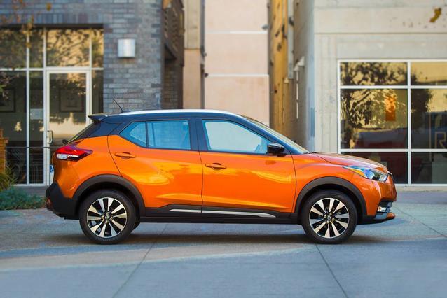 2019 Nissan Kicks SV SUV Hillsborough NC