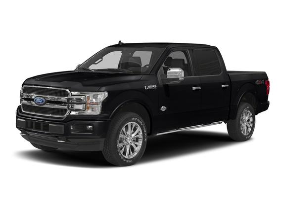 2018 Ford F-150 XLT Short Bed Slide 0