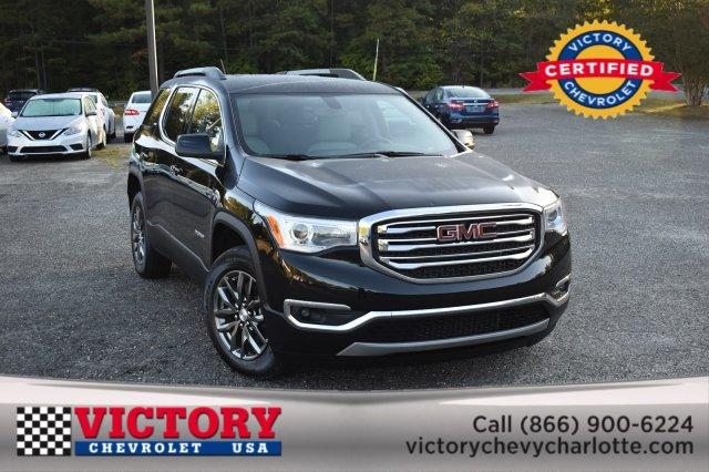 2019 GMC Acadia SLT(CAPTAIN SEATS!) SUV Slide 0