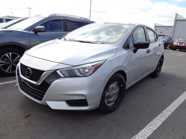 2020 Nissan Versa Sedan S 4dr Car Slide 0