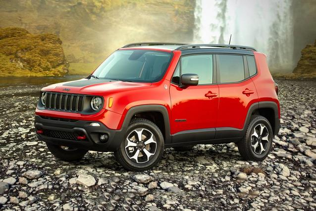 2020 Jeep Renegade SPORT SUV Slide 0