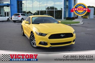 2016 Ford Mustang ECOBOOST 2dr Car Slide