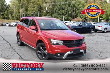 2018 Dodge Journey CROSSROAD SUV Slide