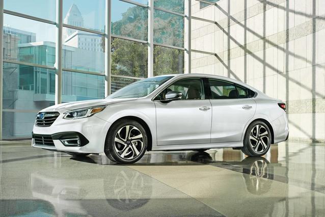 2020 Subaru Legacy LIMITED 4dr Car Slide 0