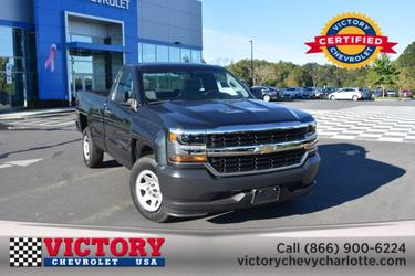 2018 Chevrolet Silverado 1500 WORK TRUCK Regular Cab Pickup Slide