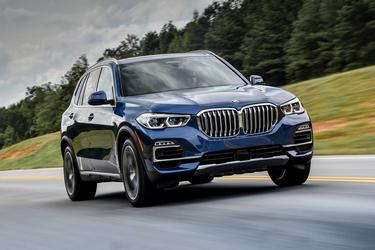 2020 BMW X5 SDRIVE40I SUV Slide