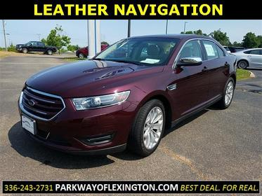 2018 Ford Taurus LIMITED 4D Sedan Slide